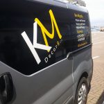 Van Decals for KMDecor8