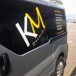 Van Decals for KMDecor8