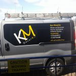 Van Decals KMDecor8 Anglesey