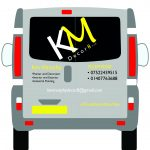 Van Decals KMDecor8 Mock UP Anglesey
