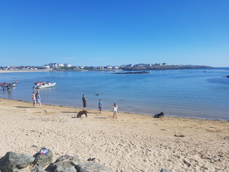 Trearddur Bay Anglesey North Wales