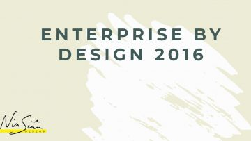 Enterprise by Design 2016