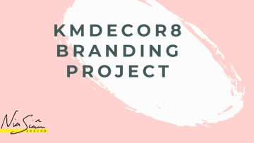 KM Decor8 Branding Project